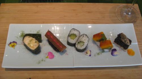 sushi potager 1