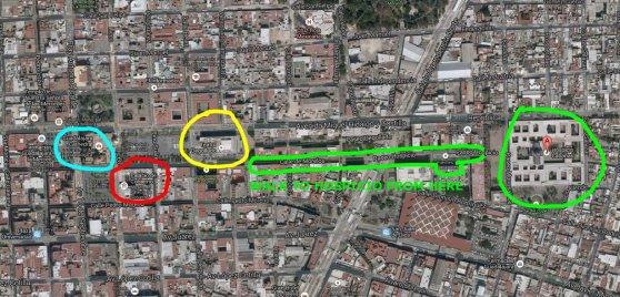 hospicio map