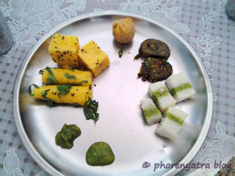 vadodara snack farsan items