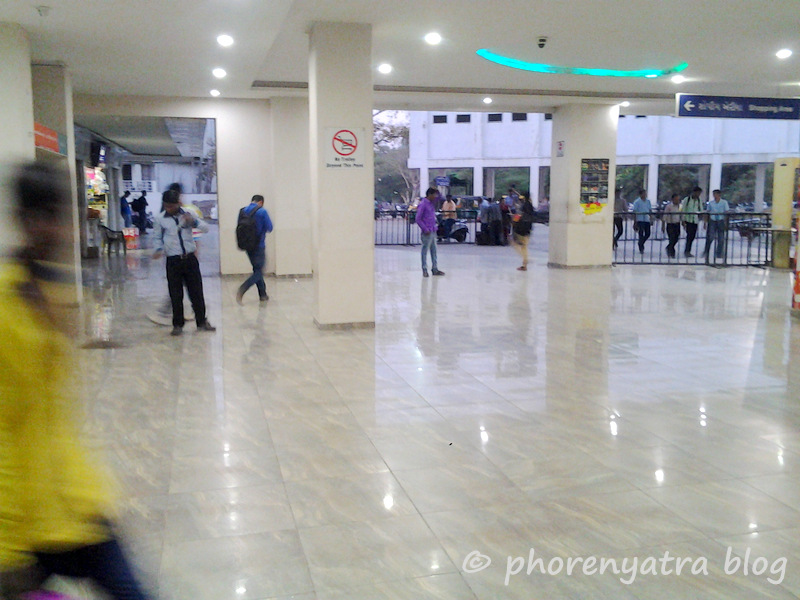 vadodara bus station 6