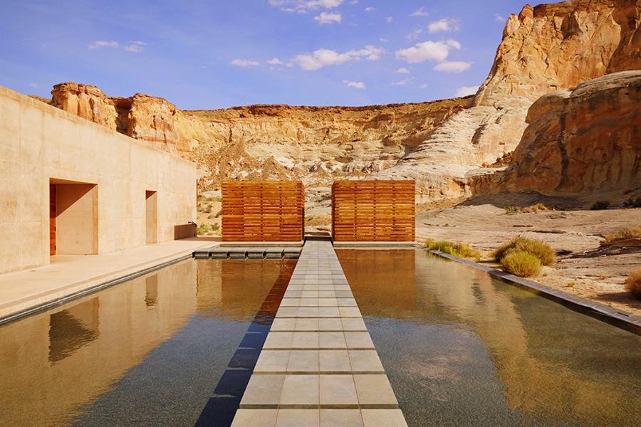 Amangiri Resort Utah Canyon Point