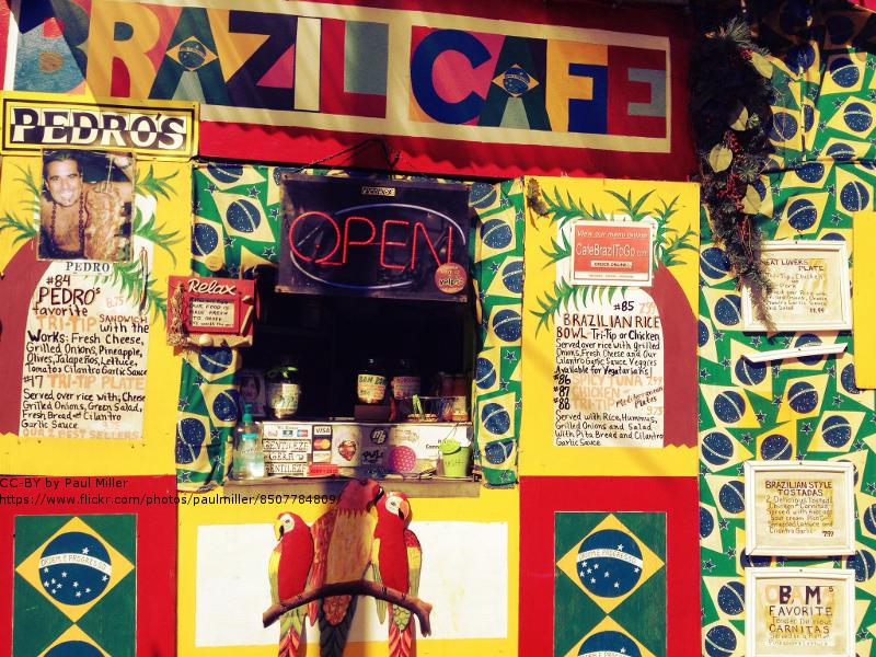 brazil street food