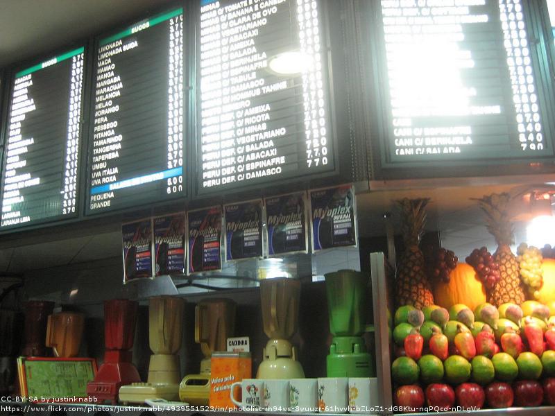 juice bar brazil