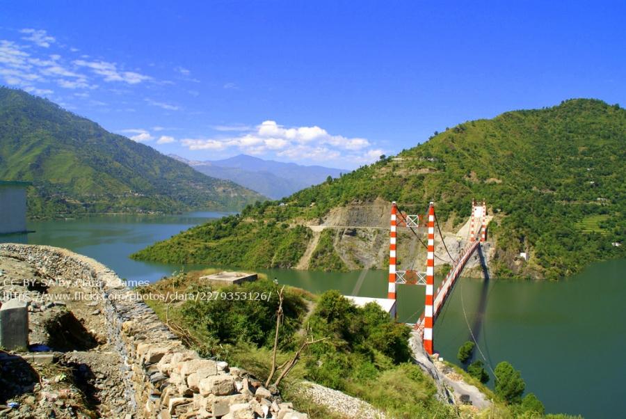 Tehri Dam Uttarakhand