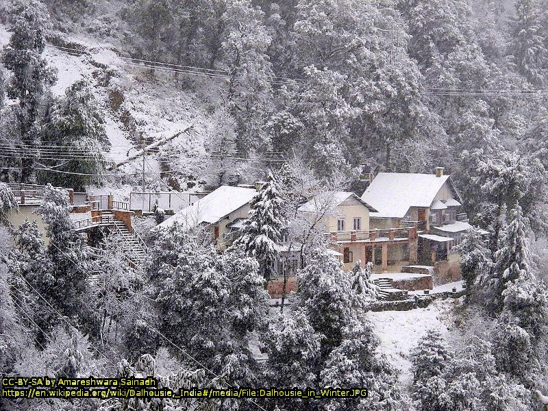dalhousie snow