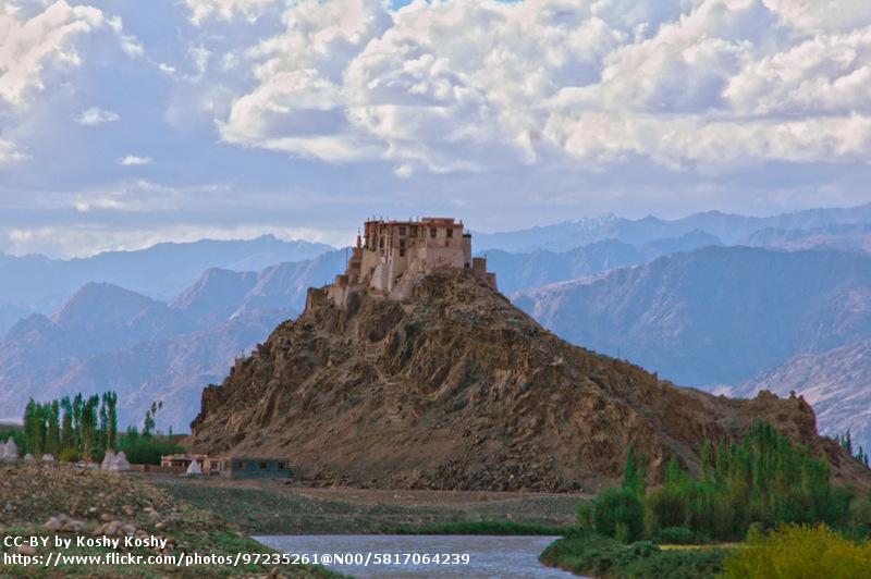 Stakna Gompa Ladakh