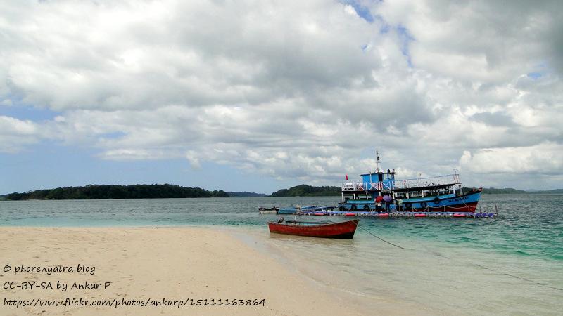 Jolly Buoy Island andamans india