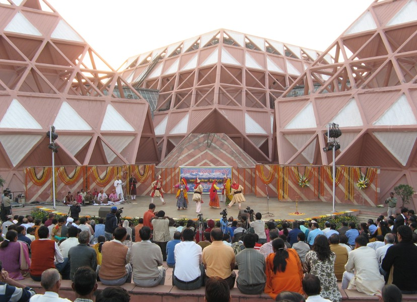 performance iitf delhi pragati maidan