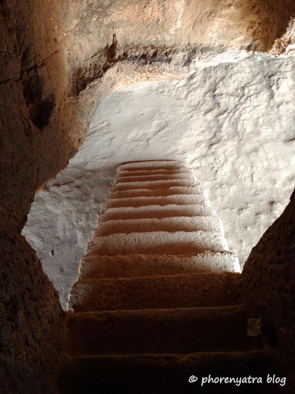 karla cave steps