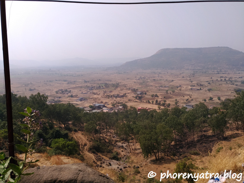 veiw from karla caves