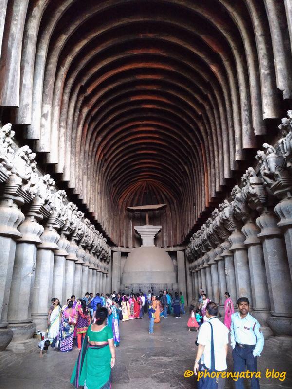 karla caves chaitya