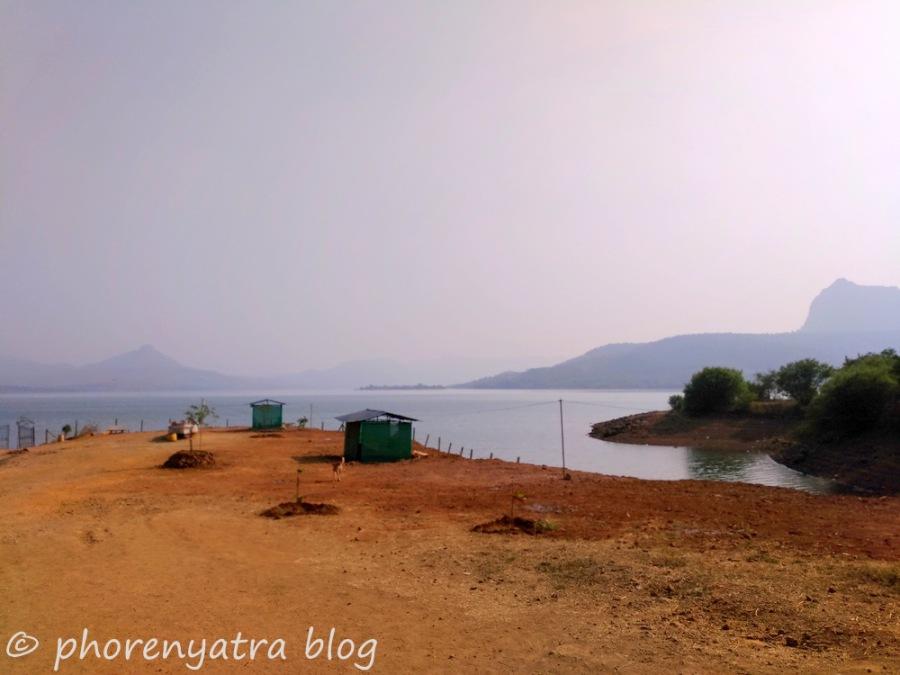 pawna dam lake