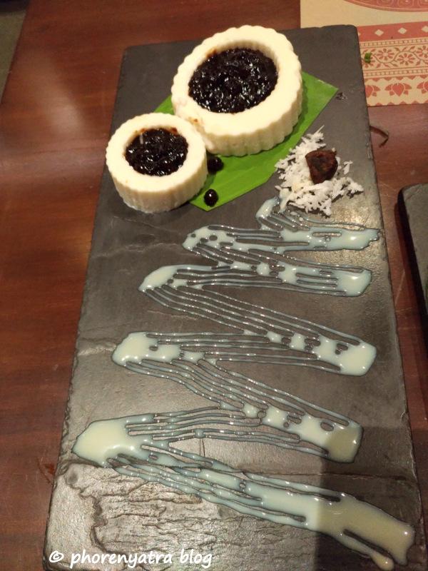 tagu pyian burmese jaggery dessert