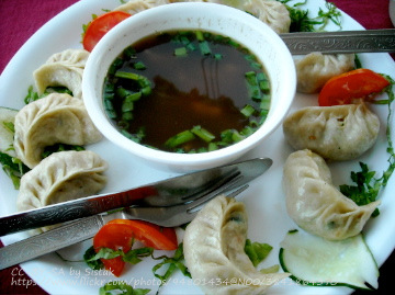 ladakh momo food