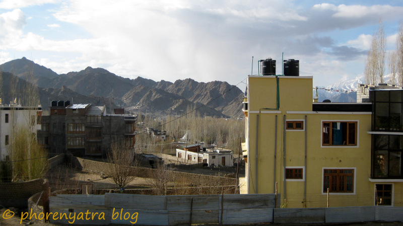 view from Tukchu