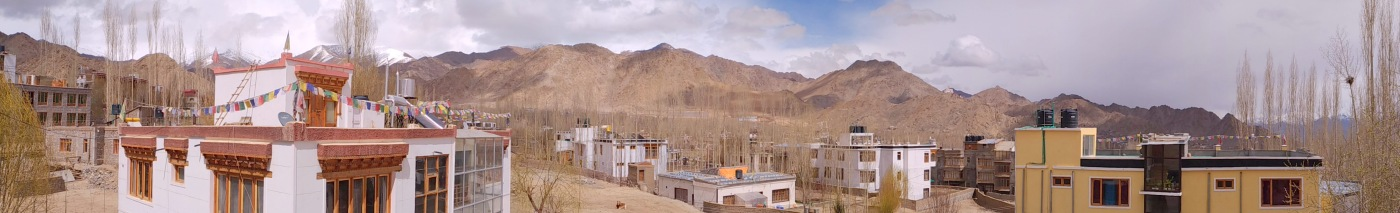 Tukchu surrounding view panorama