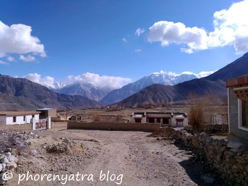khardungla village