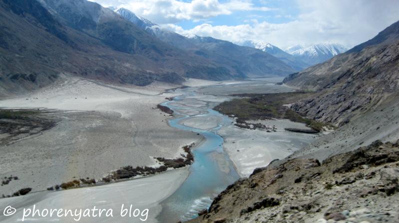 near nubra valley