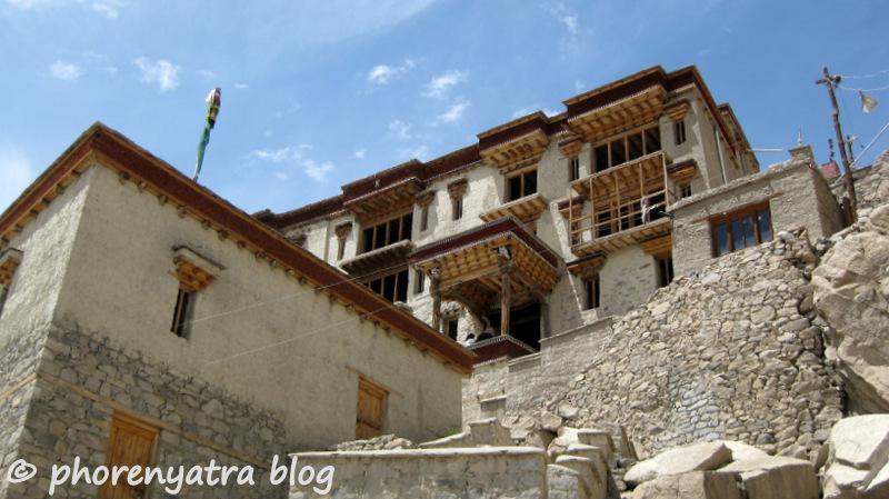 Shey Palace