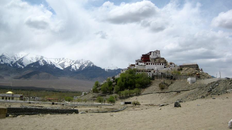 Leh Thiksey Monastery