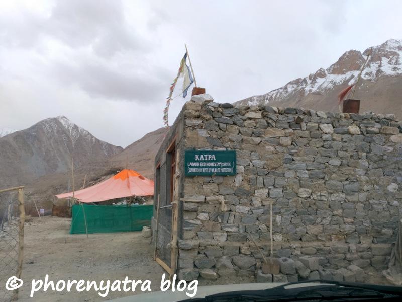 shyok village