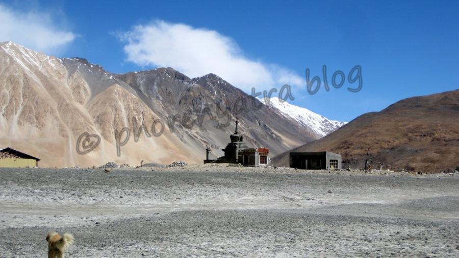 Stupa at Lukung