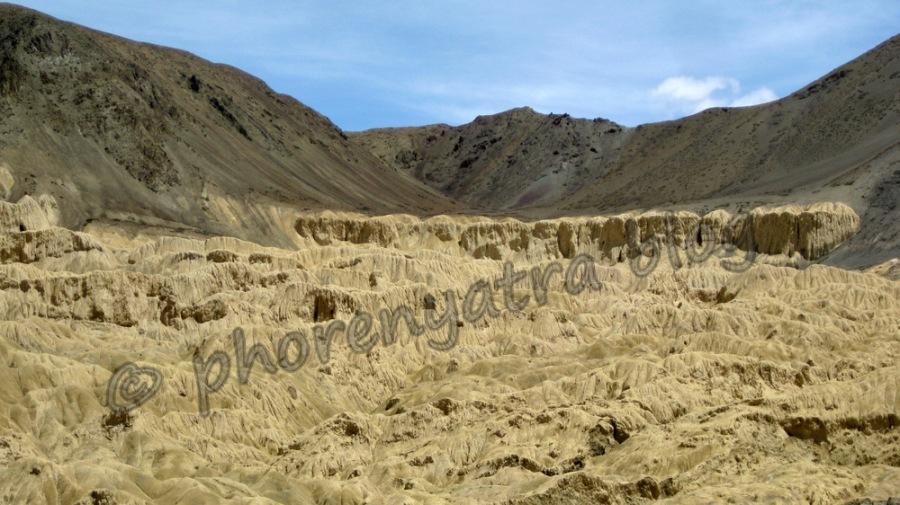 moonrocks of Lamayuru