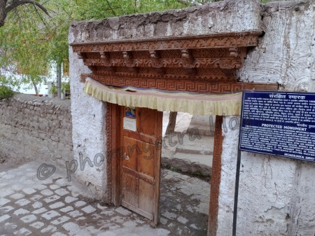 1000 year old Alchi monastery