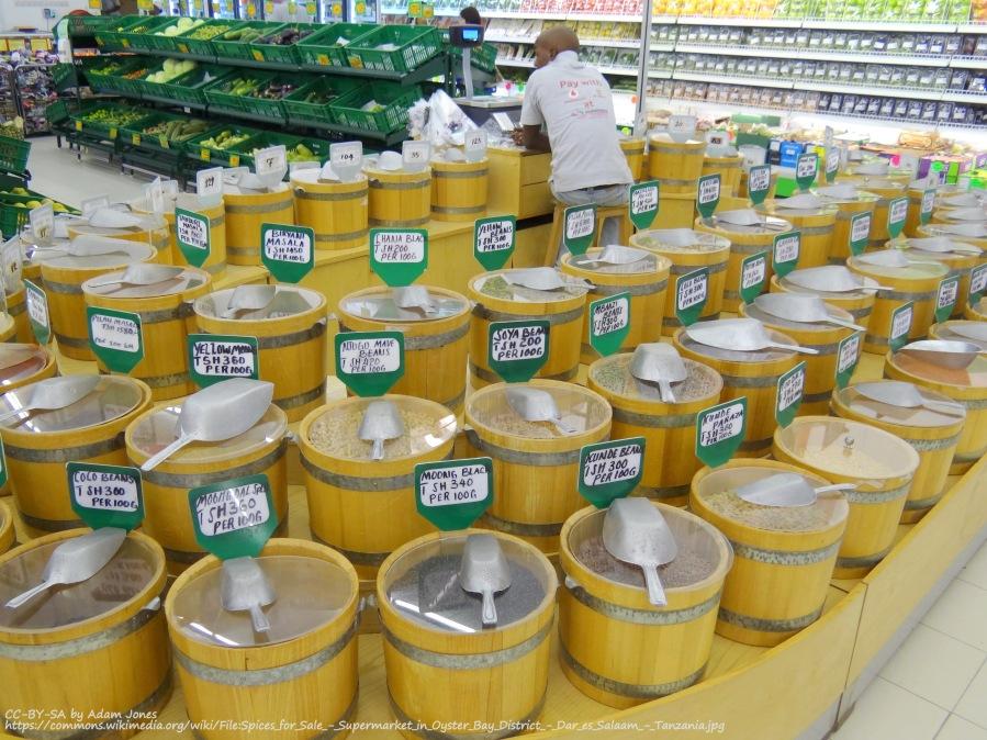 supermarket grocery tanzania