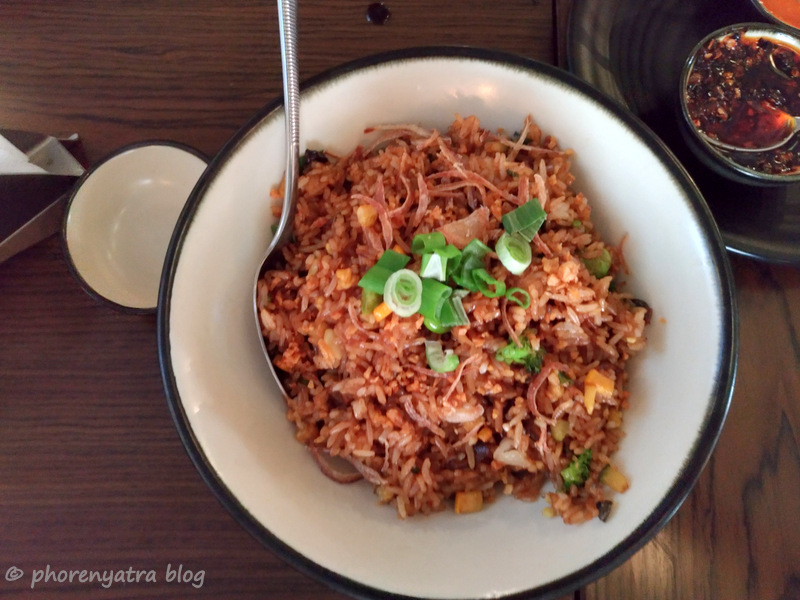 Ginger Lime Fried Rice