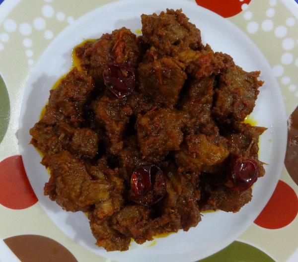 penang rendang singapore vegetarian
