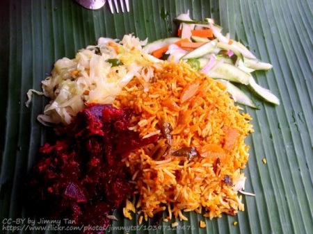 indian biryani singapore vegetarian
