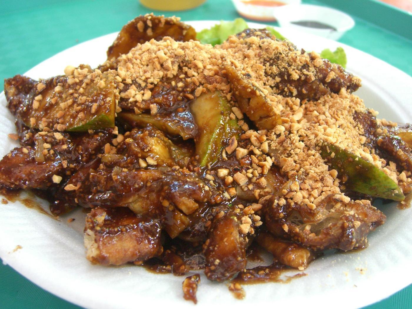 singapore food vegetarian