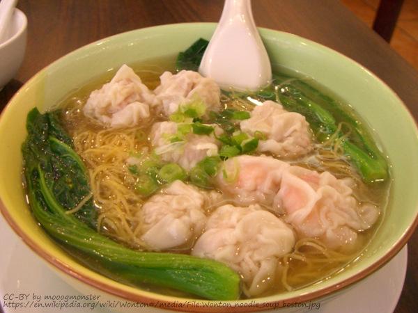 singapore wonton vegetarian