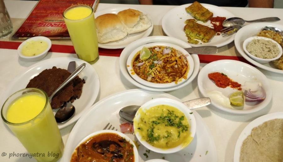 Aaswad Maharashtrian Food