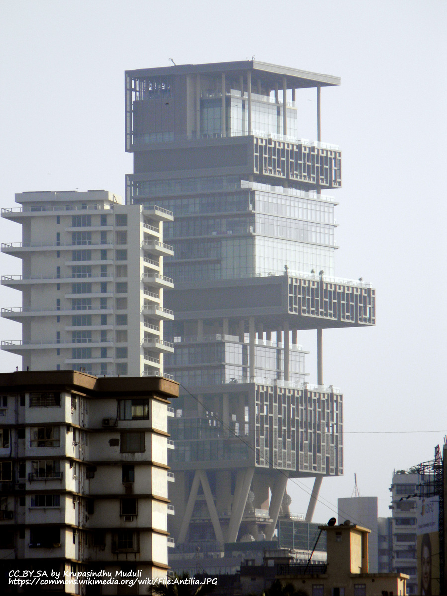 Altamount Road Antilia