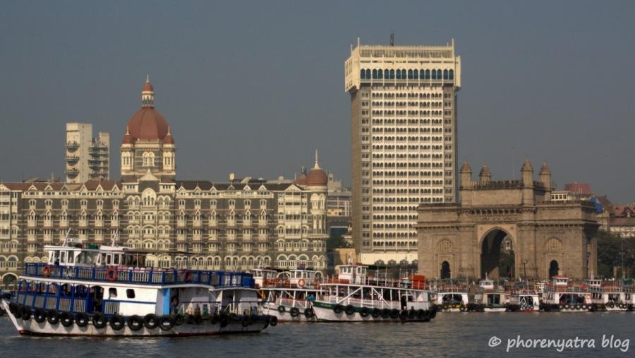 Gateway of India Taj Hotel