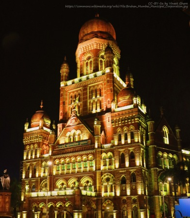 Mumbai Municipal Corporation Building