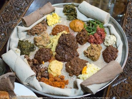 Ethiopian Food Veg
