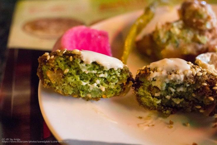 Falafel Mahshi Dubai