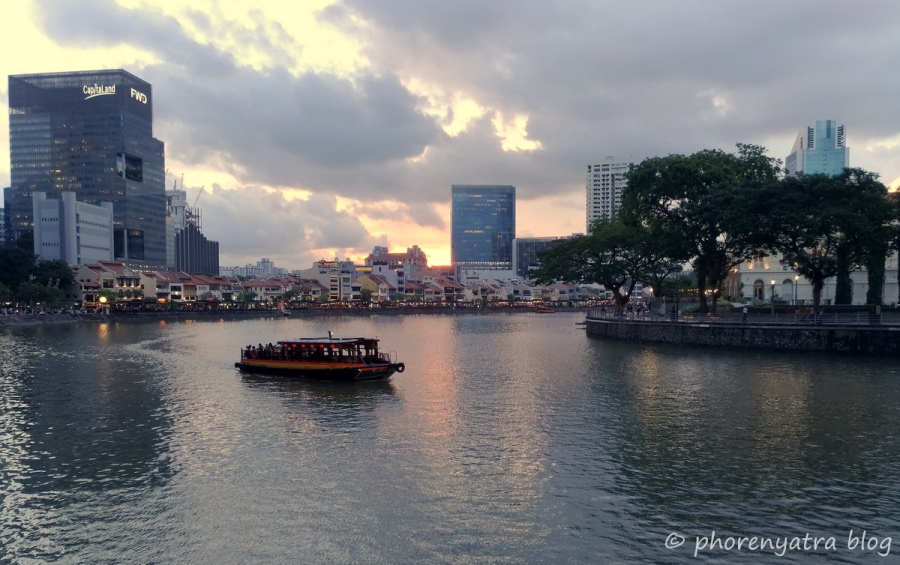 Fullterton Waterfront Singapore