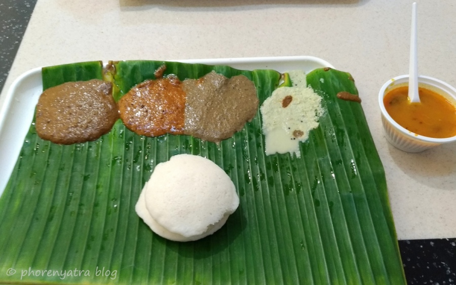 Murugan Idli Singapore