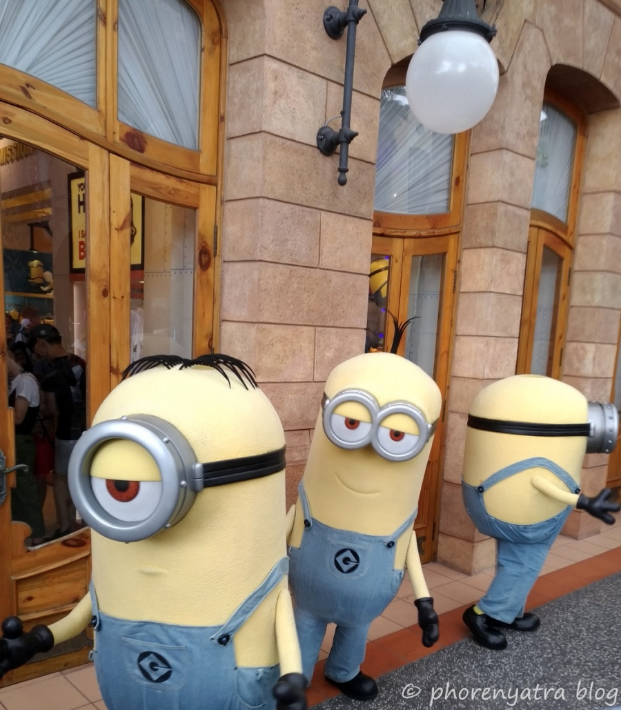 Meet the Minions Singapore