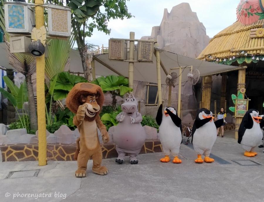 Madagascar Boogie Singapore