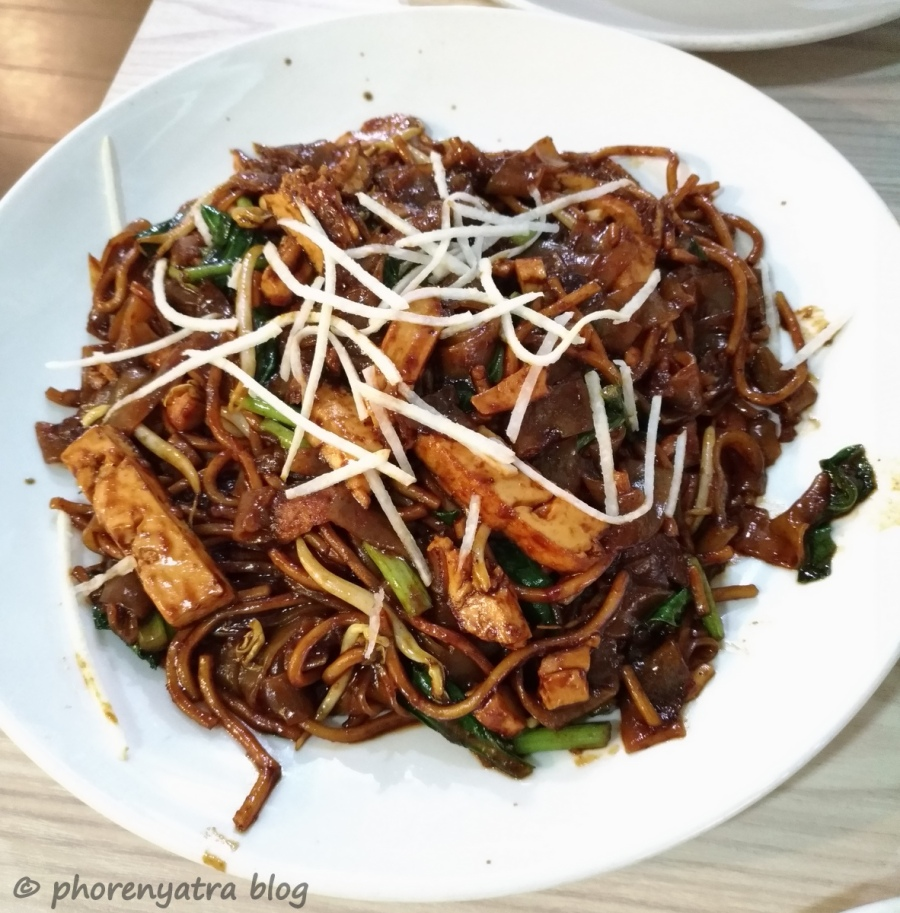 Char Kway Teow at Gokul Singapore