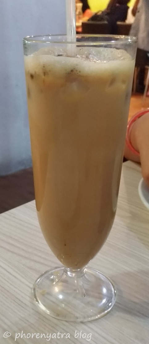 Cold Coffee at Gokul Singapore