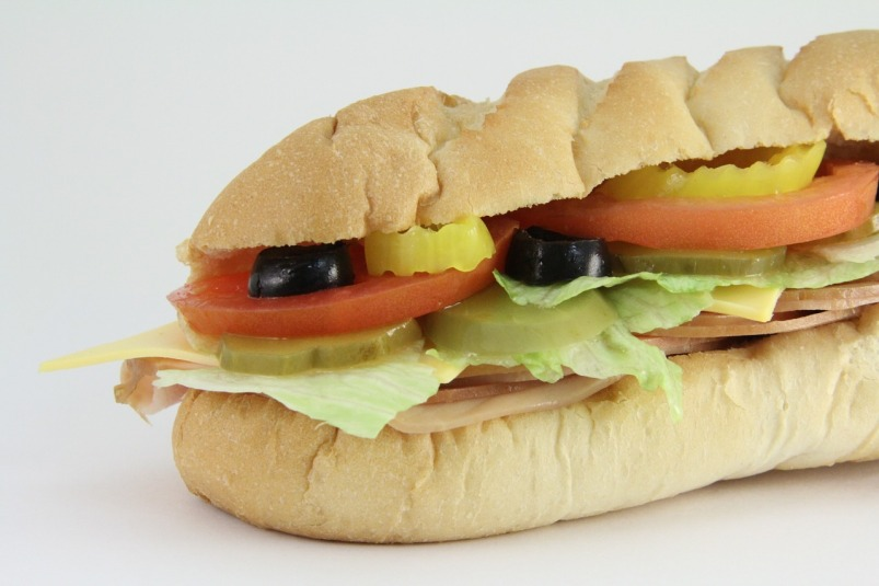 subway sandwich