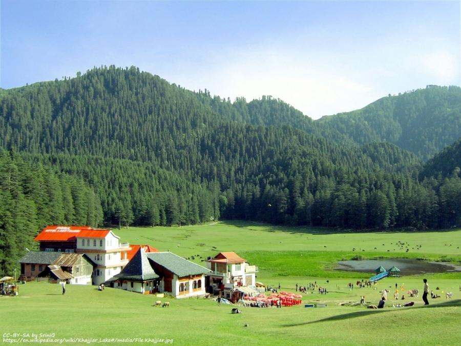 Khajjar Himachal Pradesh