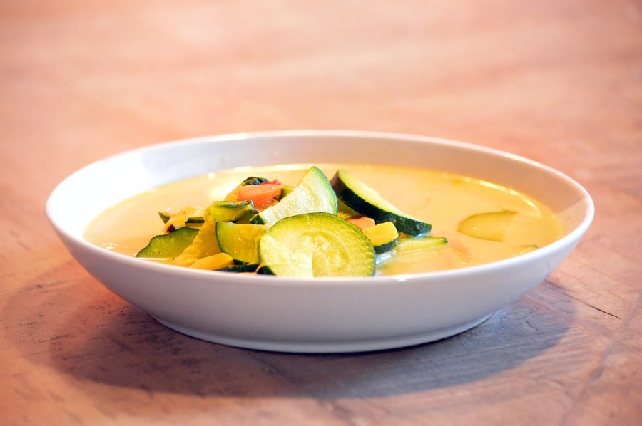thai curry vegetarian