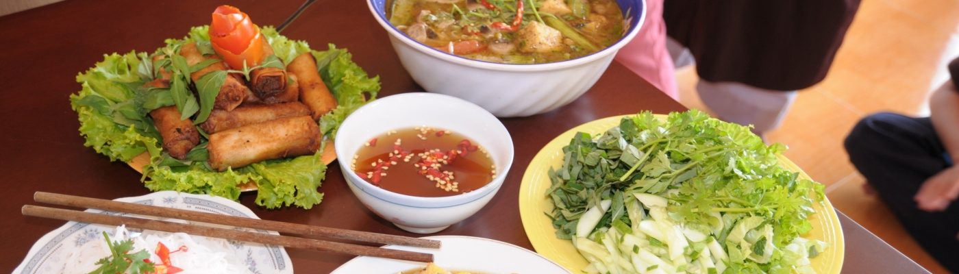 vietnam vegetarian guide